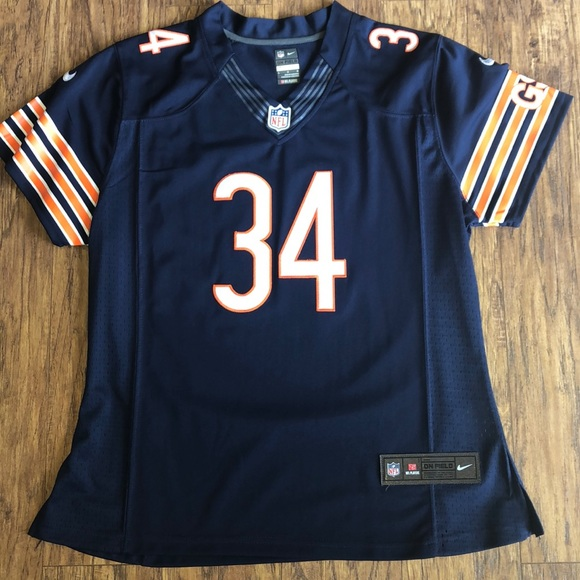 premium selection 8fe24 ac06a Chicago Bears Walter Payton Football Jersey Size L